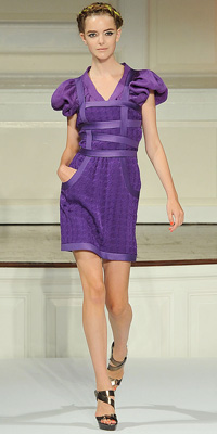Oscar de la Renta - Runway Photos - Spring 2010 Runway at InStyle.com