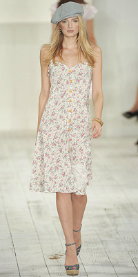 Ralph Lauren - Runway Photos - Spring 2010 Runway at InStyle.com