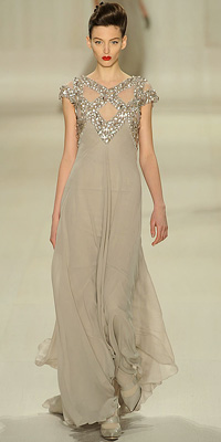 Elie Saab - Runway Photos - Fall 2009 Runway at InStyle.com