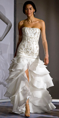 Ines Di Santo Bridal Gown Collections - Spring 2010 Bridal Photos at InStyle.com