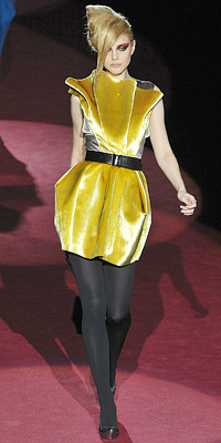 Fashion Designers - Runway Photos - Fall 2009 Runway at InStyle.com :  celebrities instyle clothing designers