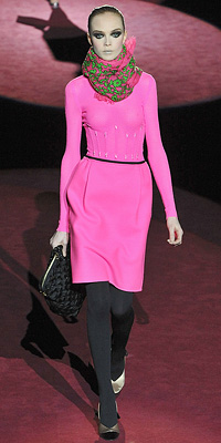 Fashion Designers - Runway Photos - Fall 2009 Runway at InStyle.com :  celebrities accessories vintage women