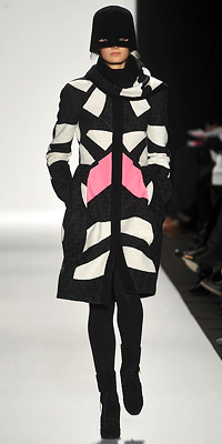 Narciso Rodriguez - Runway Photos - Fall 2009 Runway at InStyle.com :  mod accessories narciso vintage