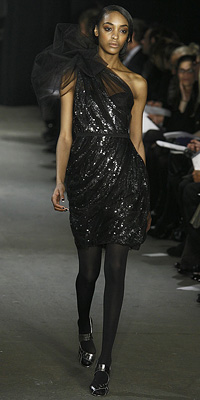 Fashion Designers - Runway Photos - Fall 2009 Runway at InStyle.com :  celebrities style instyle clothing