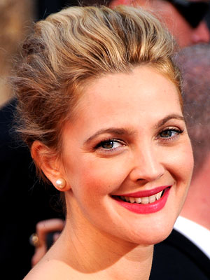 Drew Barrymore - Best Makeup - 2009 Emmy Awards