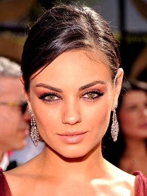 Mila Kunis - Best Makeup
