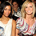 Zoe Saldana, Heidi Klum, Diane von Furstenberg, Day 3 NY Fashion Week