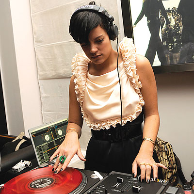 lily allen chanel ad. Lily Allen, Chanel