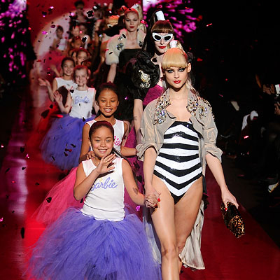 World Fashion Party on Barbie 50th Anniversary Fashion Show   Celebrity Party Playlists