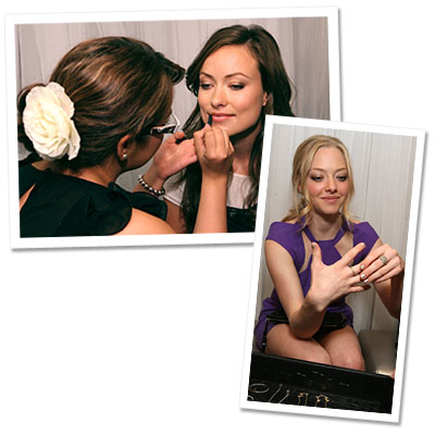 Star Treatment at InStyle's TIFF Portrait Lounge - InStyle Portrait Lounge at the Toronto Film Festival