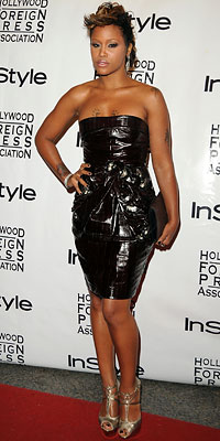 Best of 2009 Top 10 Celebrity Party Playlists - Eve - InStyle and HFPA Toronto Film Festival Party