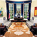 Inauguration Central, Barack Obama Oval Office, Gossip Girl Set Designers, the Eclectics
