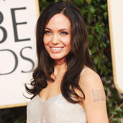 angelina jolie hair. Angelina Jolie - Hair Trends