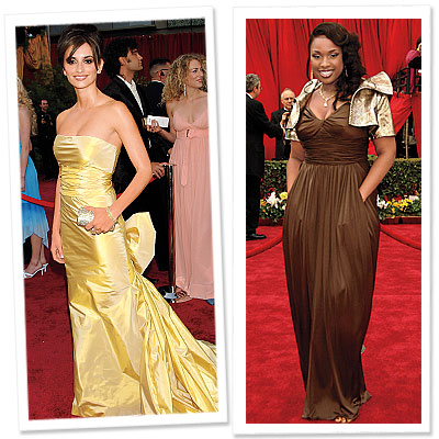penelope cruz dress. Penelope Cruz, Jennifer Hudson