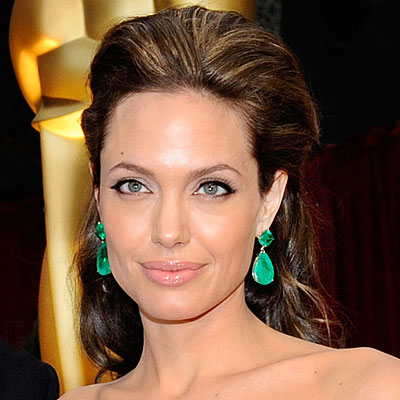 Angelina Jolie - Updos - Get Hollywood Hair - Beauty - InStyle