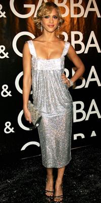 Jessica Alba v Dolce & Gabbana