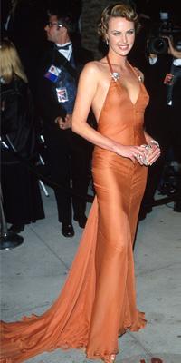 # 3 Charlize Theron v Vera Wang, 2000