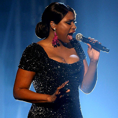 Jennifer Hudson, 2009 Grammy