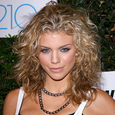 AnnaLynne McCord-Hair Tip