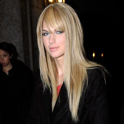 Taylor Swift   on Hair Look Of The Day