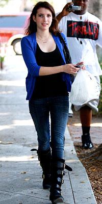 Emma Roberts in Wren
