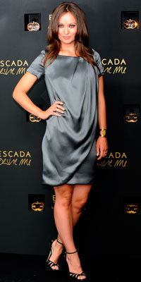 Olivia Wilde in Escada