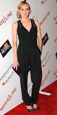 Diane Kruger in Fendi