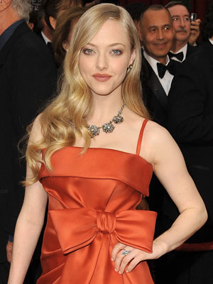 Amanda Seyfried Oscar Hairstyle