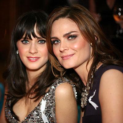 Deschanel sisters