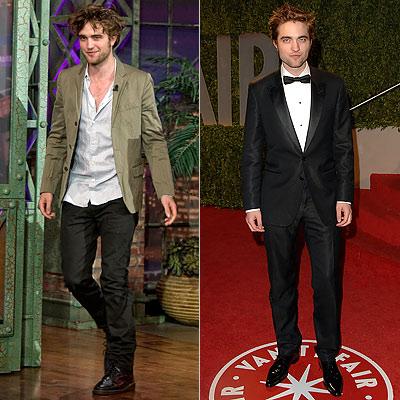 Robert Pattinson, Twilight Style Poll