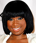 Jennifer Hudson, hair
