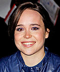 Ellen Page,eyeliners, Style Style Line & Seal pencil in Violet