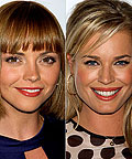 Rebecca Romijn, Christina Ricci, lip gloss, Dior Addict Ultra Gloss Reflect in Raffia Orange