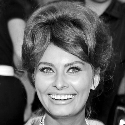 Sophia Loren - Transformation - 1961