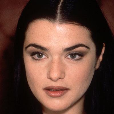 rachel weisz haircut. Rachel Weisz 1995