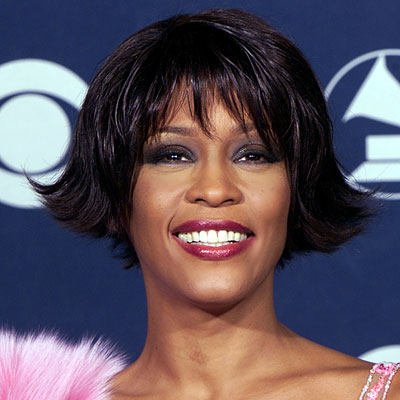 Whitney Houston - Transformation - hair and beauty