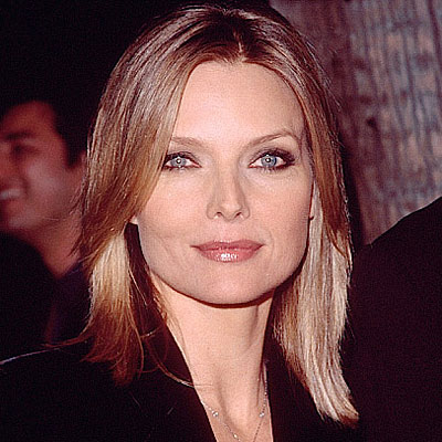 Michelle Pfeiffer - Transformation - 2001 - Star Hair - Star Makeup