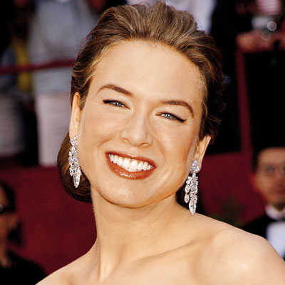 Renee Zellweger, Chicago, hair, makeup, transformation