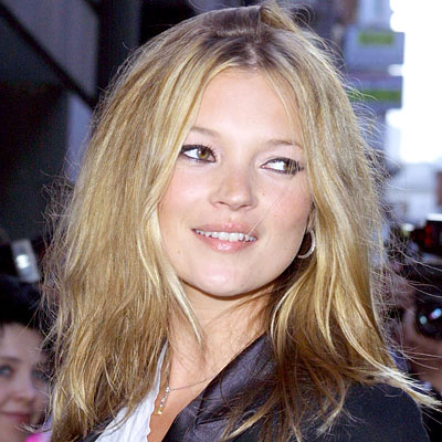 Kate Moss - Transformation - Beauty