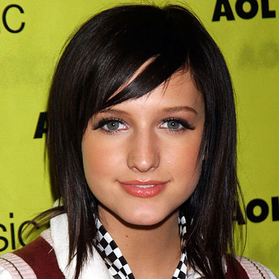 Ashlee Simpson - Transformation - Beauty