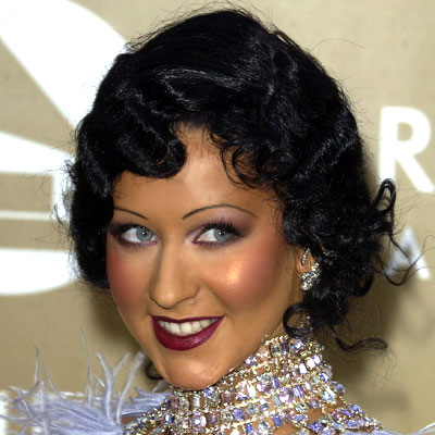 Christina Aguilera - Transformation - hair and makeup