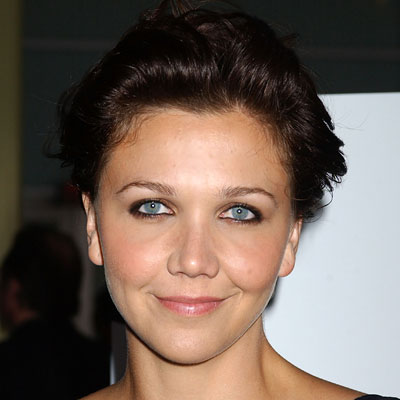 Maggie Gyllenhaal - Tranformation - hair and makeup