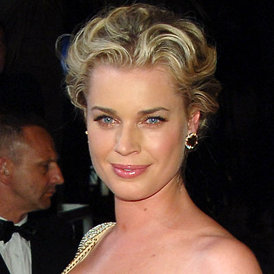 Rebecca Romijn, transformation, star hair, star beauty