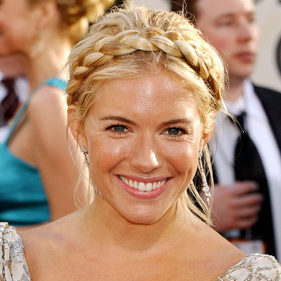 Sienna Miller - Transformation - Beauty