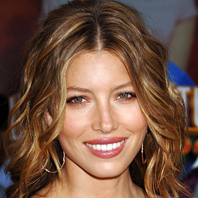Jessica Biel - Transformation - hair and makeup
