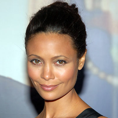 Thandie Newton - Transformation - Beauty