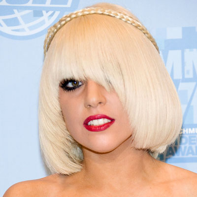 Lady Gaga - Transformation - hair and makeup
