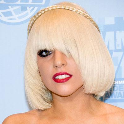 Lady Gaga - Transformation - hair and makeup