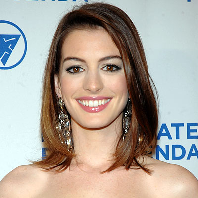 Anne Hathaway - Transformation - Beauty - Celebrity Hair and Makeup