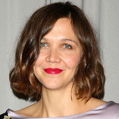 Maggie Gyllenhaal - Transformation - hair and beauty